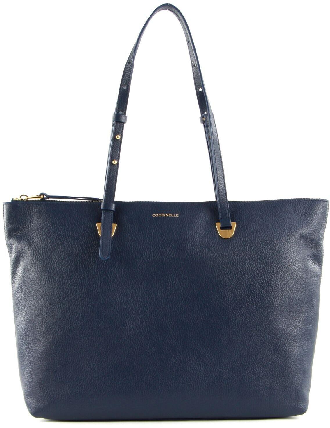 Coccinelle Lea Shoulder Bag Ink