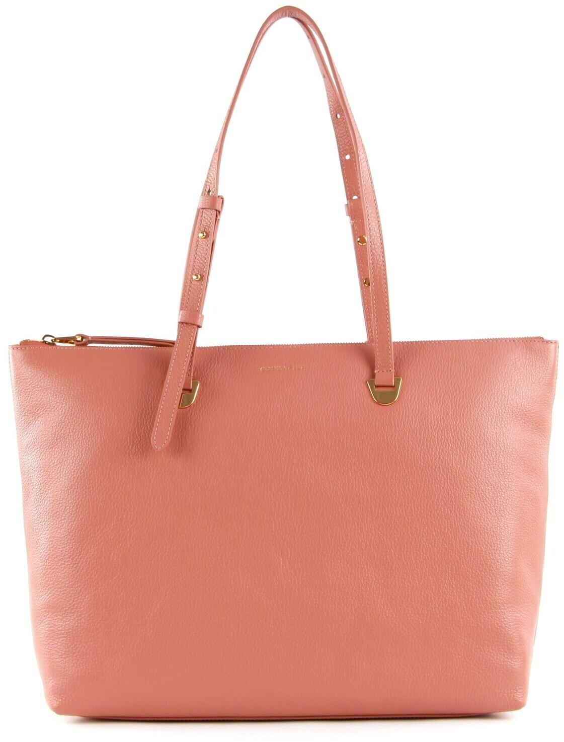 Coccinelle Lea Shoulder Bag Litchi