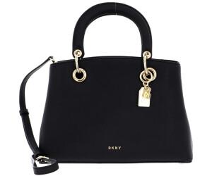 DKNY Tonny Satchel Bag Blk/Gold