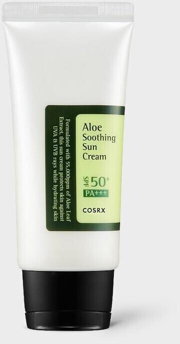 Cosrx Aloe Soothing Sun Cream SPF50 (50ml)
