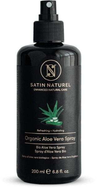 Satin Naturel Bio Aloe Vera Spray (200ml)
