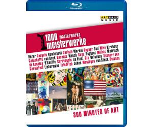 1000 Meisterwerke - 300 Minutes of Art [Blu-ray]
