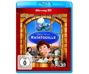 Ratatouille  (3D) [Blu-ray]