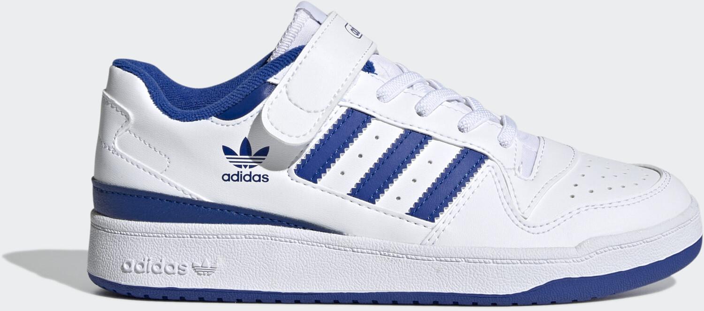 Image of Adidas Forum Low Cloud White/Royal Blue/Cloud White Kinder (FY7978)Offerta a tempo limitato - Affrettati