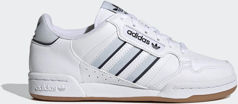 Image of Adidas Continental 80 Stripes Cloud White/Halo Blue/Collegiate Navy Kinder (S42616)Offerta a tempo limitato - Affrettati
