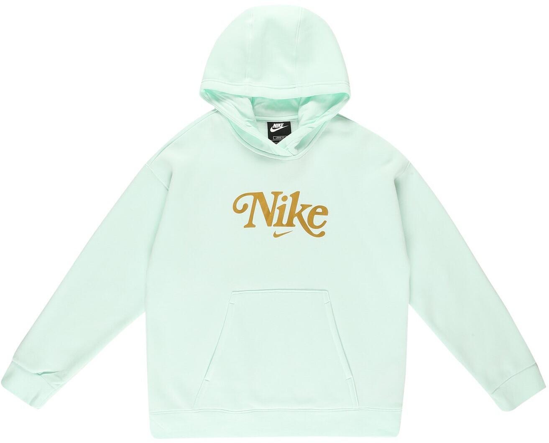 Nike Club Sportswear Club Fleece Kids (DC7097) barely green/metallic gold