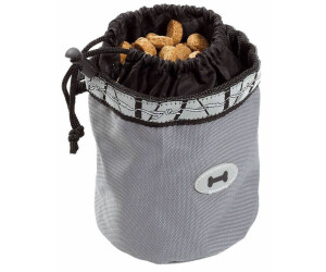 Ferplast Dog treats bag grey S
