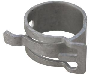 Lilie Federbandschelle, ø15 mm