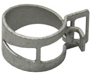 Lilie Federbandschelle vorgespannt, 15mm
