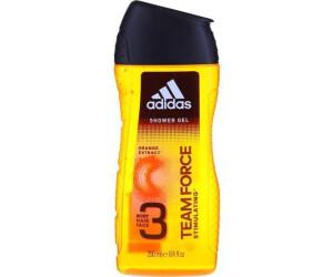 Adidas Team Force 3in1 stimmulierendes Duschgel (250ml)