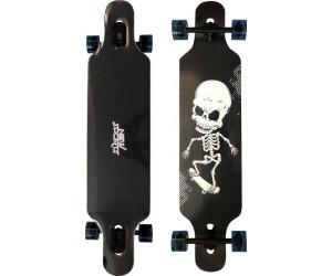 New Sports Longboard Skull