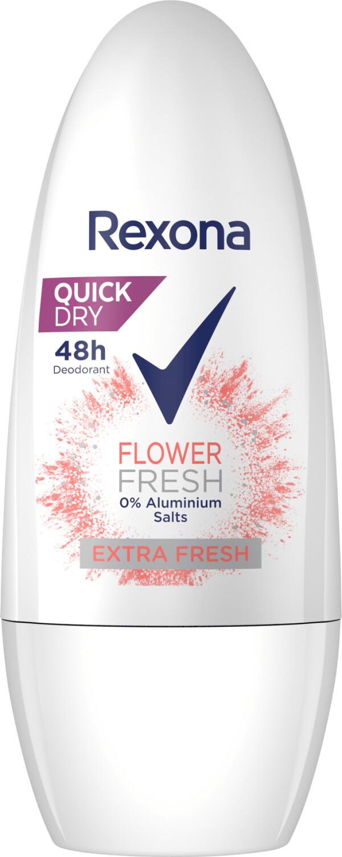 Rexona Flower Fresh Deodorant Roll On (50ml)