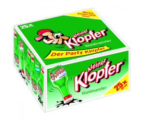 Kleiner Klopfer Waldmeister 25x 20 ml 16%