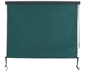 Mendler Vertikalmarkise 250x180cm blau-grün (72732)