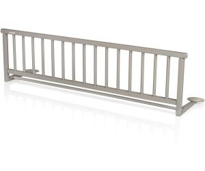 Baninni Rocco Bed Guard grey