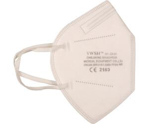 Sunfoam FFP2 CE-Zertifiziert weiß (40er)