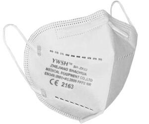 Sunfoam FFP2 CE-Zertifiziert weiß (30er)