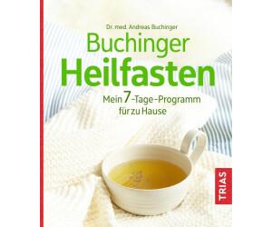 Buchinger Heilfasten (Andreas Buchinger) [Broschierte Ausgabe]