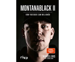 MontanaBlack II (Marcel Eris) [Gebundene Ausgabe]