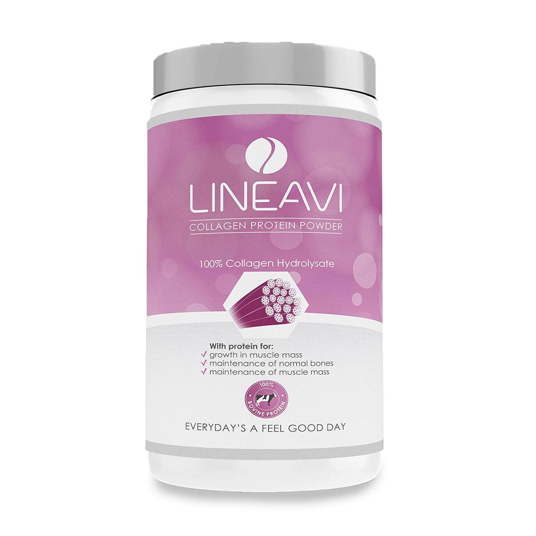 Lineavi Kollagen Proteinpulver (410g)
