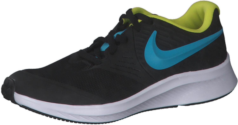 Nike Star Runner 2 (AQ3542) black/chlorine blue/high voltage/white