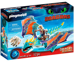 Playmobil Dragon Racing Astrid und Sturmpfeil (70728)