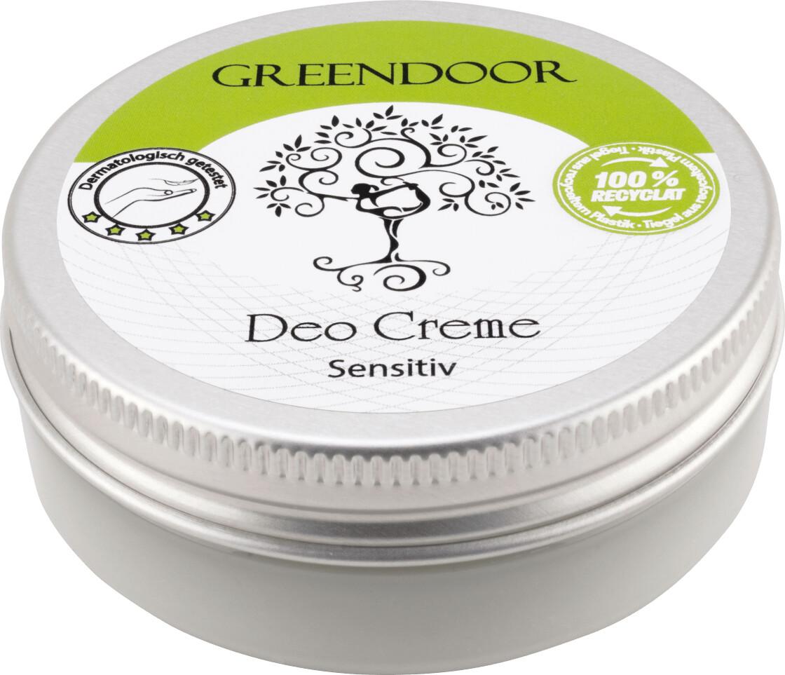 Greendoor Deo Creme Sensitiv (50 ml)
