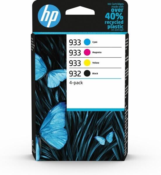 HP Nr. 932/933 4-farbig (6ZC71AE)