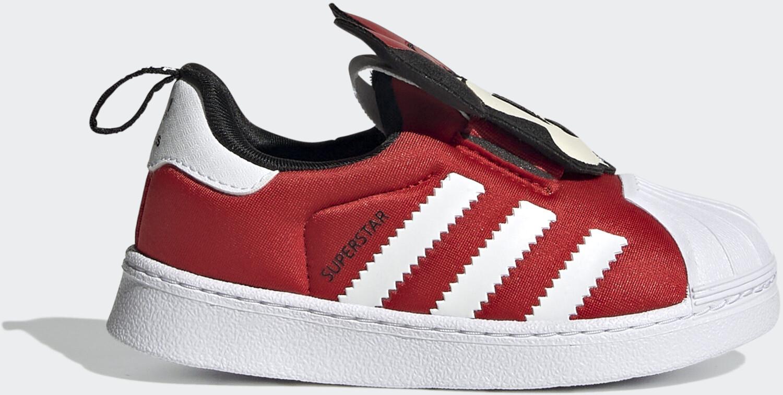 Image of Adidas Disney Superstar 360 Vivid Red/Cloud White/Core Black Kinder (Q46306)Offerta a tempo limitato - Affrettati
