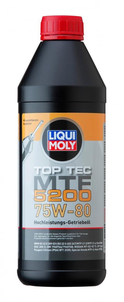 LIQUI MOLY Top Tec MTF 5200 75W-80 (1L)