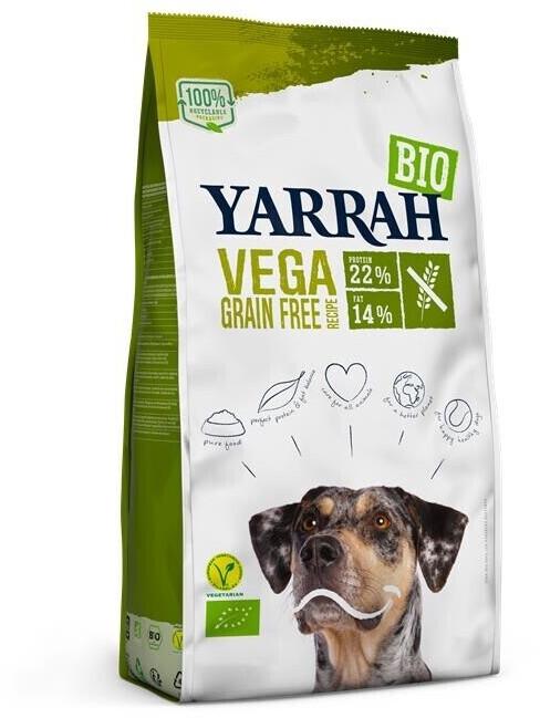 Yarrah Bio-Hundefutter Vega Grain-Free 10kg