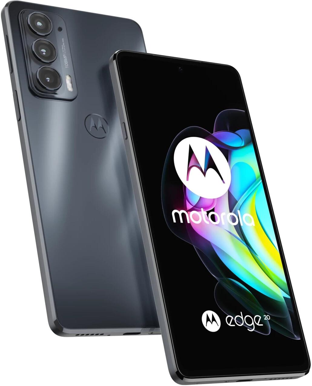 Image of Motorola Edge 20 128GB Frosted GreyOfferta a tempo limitato - Affrettati