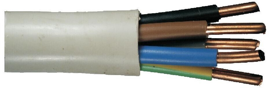 HSB Elektro NYM-J 10m