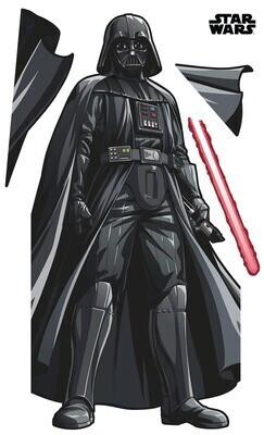 Komar Wandtattoo Star Wars XXL Darth Vader 127x200 cm