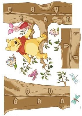 Komar Wandtattoo Winnie the Pooh The Size 100x70 cm