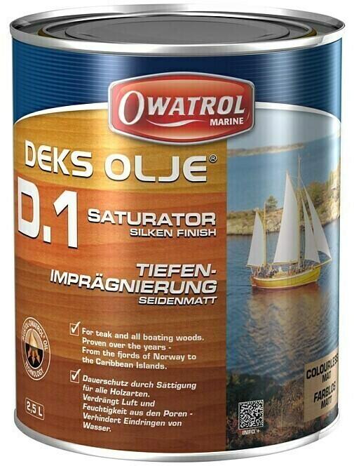 OWATROL Deks Olje D.1 (1 L)