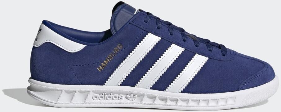 Image of Adidas Hamburg Kids victory blue/cloud white/victory blueOfferta a tempo limitato - Affrettati