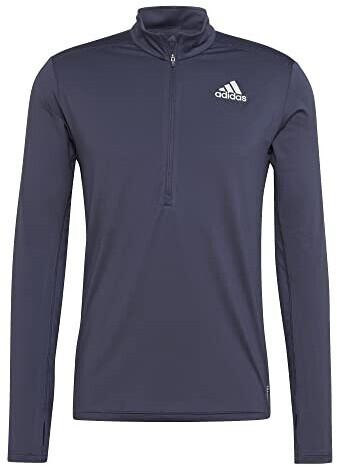 Adidas Own The Run 1/2 Zip Longsleeve black (GT8936)