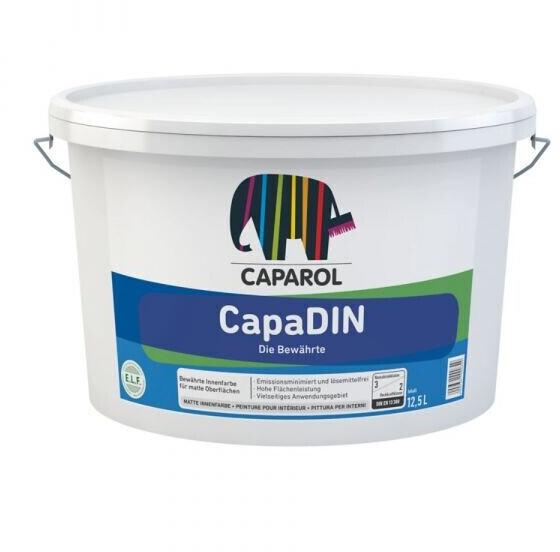 Caparol CapaDIN weiß 15l