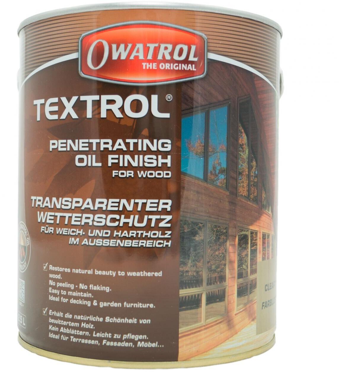 OWATROL Textrol farblos 2,5l