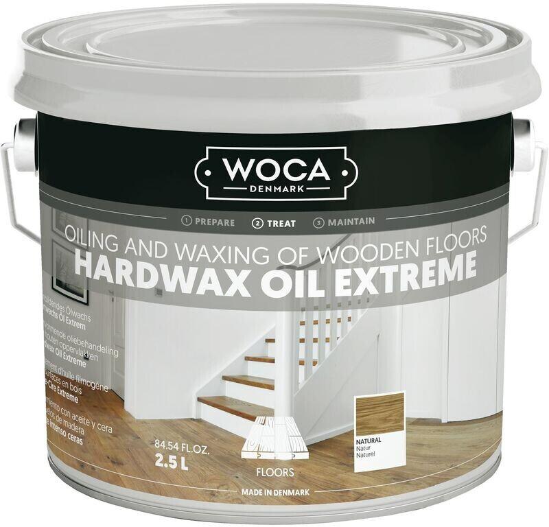 WOCA Hartwachs Öl Extreme Weiß 2,5l