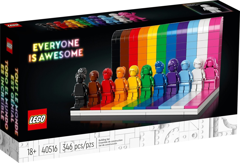LEGO Jeder ist besonders (40516)