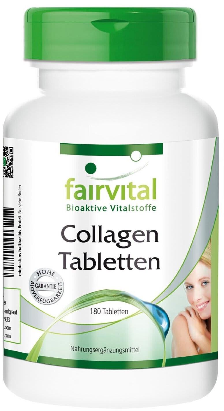 Fairvital Collagen Tabletten (180Stk.)