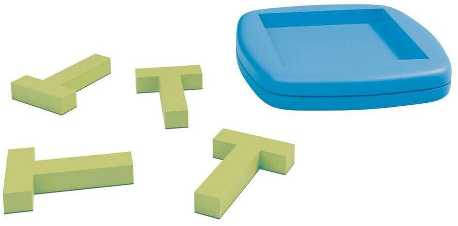 4-T Puzzle - Brainteaser mit 4 T-förmigen Teilen (76382)
