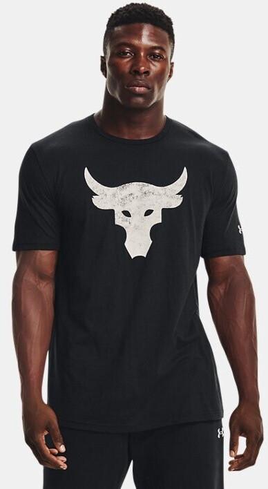 Under Armour Project Rock Brahma Bull short sleeves Shirt (1361733)
