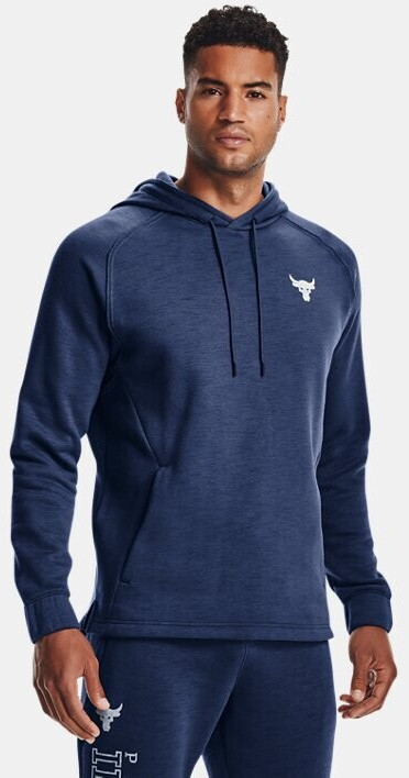 Under Armour Project Rock Charged Cotton Fleece-Hoodie (1367033)
