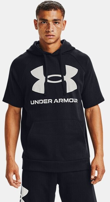 Under Armour UA Rival Fleece Big Logo short sleeves Hoodie (1357068)