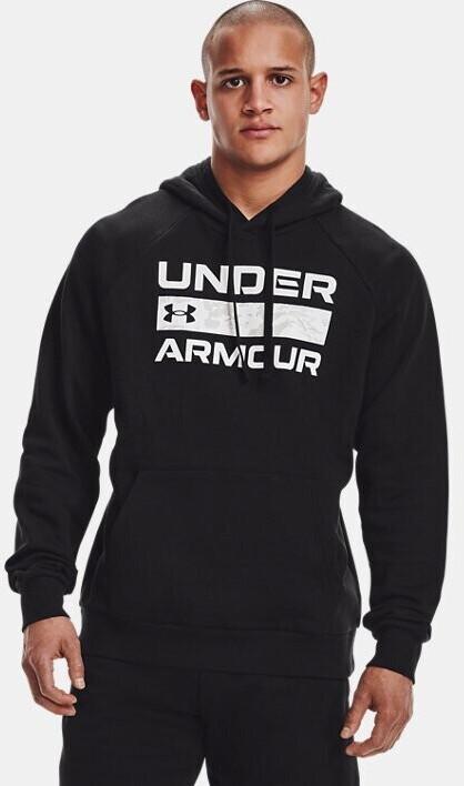Under Armour UA Rival Fleece Signature Box Hoodie (1366363)