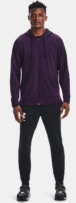 Under Armour UA Rival Hoodie French Terry Zip (1361606)