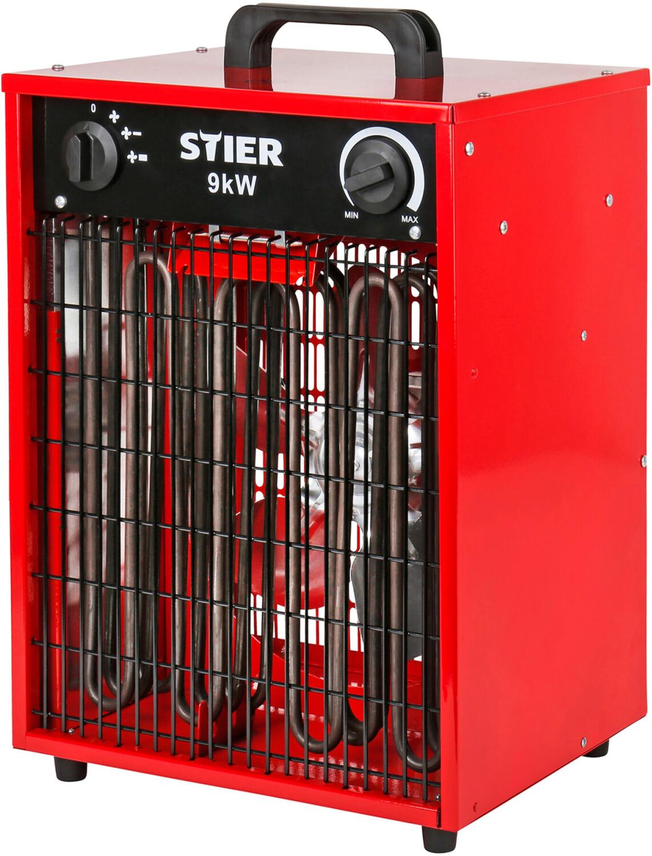 STIER Heizlüfter 9,0 kW 1150 m³/h